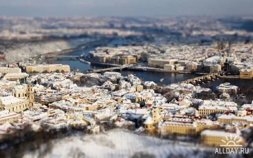 Красивые города нашей планеты (Часть 13)