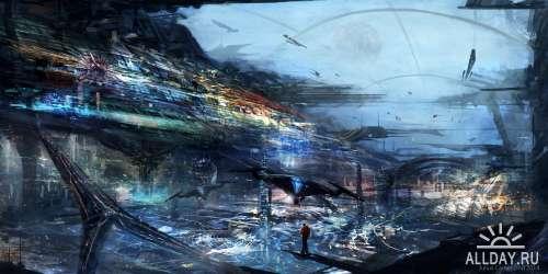 Digital Art (Часть 93-я)