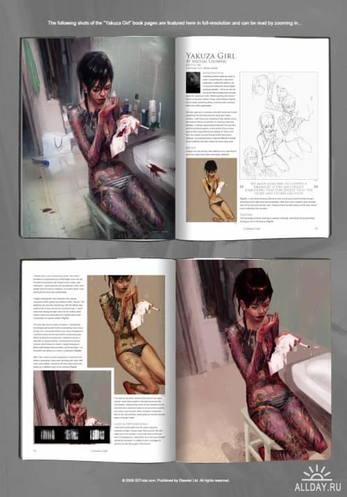 2DArtist Issue 065 - May 2011 : Stylizing Pin-Ups