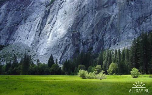 Красивая природа HD Wallpapers #20