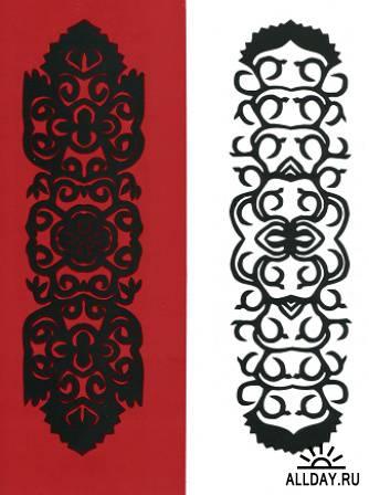 Орнаментальное искусство осетин (Из творческого наследия Аминат Чехоевой)