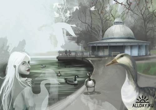 Иллюстрации Каткова Елена
