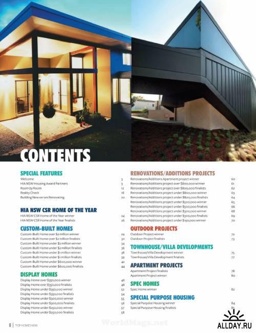 Top Homes Australia - Issue 11 2012