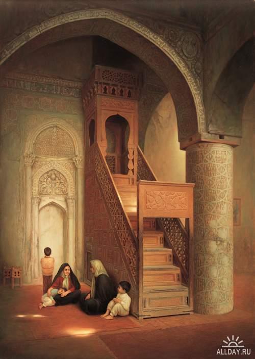 Коллекция работ художника Majid Arvari