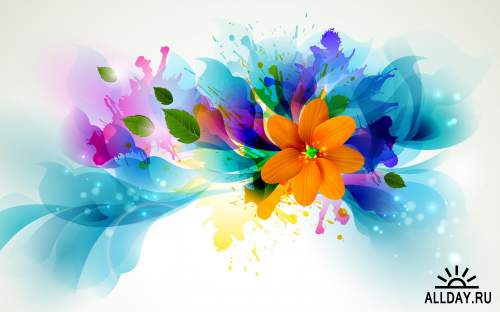50 Wonderful Abstract HD Wallpapers (Set 76)