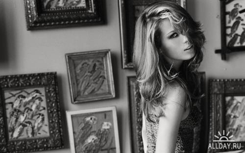 Фотографии чешской модели Petra Němcová