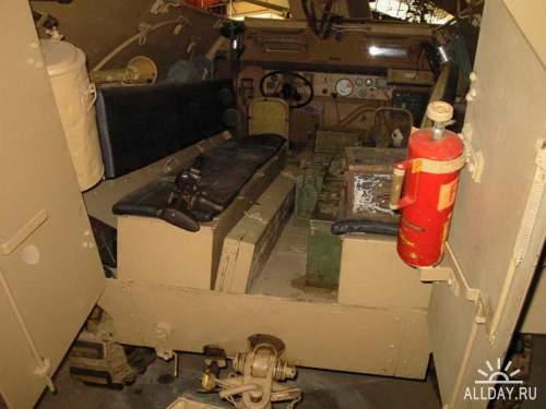 Фотообзор - немецкий полугусеничный бронетранспортер Sdkfz251-1