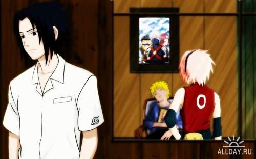 40 Wonderful Anime HD Wallpapers (Set 50)