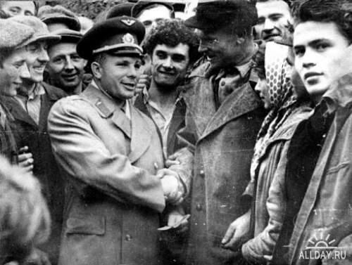 Великие люди (1) - Юрий Алексеевич Гагарин