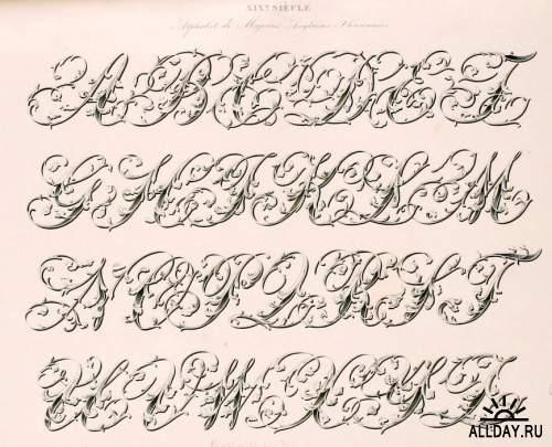 Alphabet-album