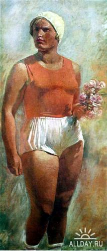 Самохвалов Александр Николаевич (1894 - 1971)