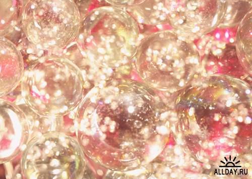Datacraft Sozaijiten - Sparkling and Romantic Backgrounds