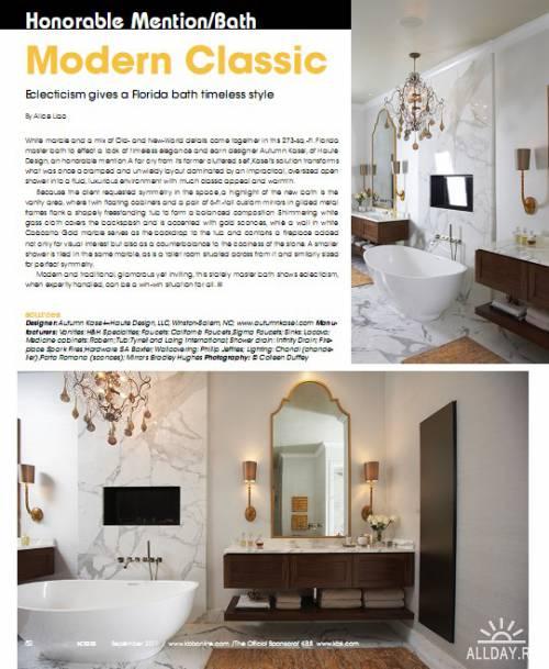 K+BB Magazine - September 2011