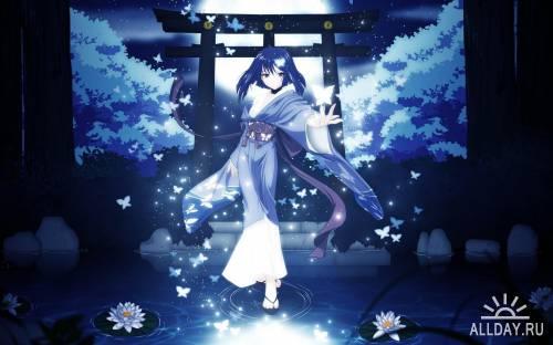 40 Wonderful Anime HD Wallpapers (Set 13)