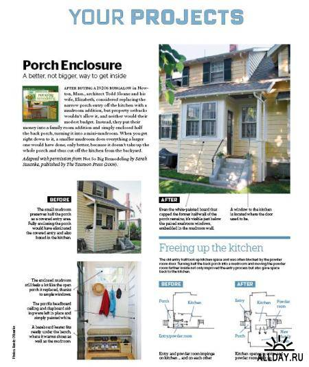 Remodeling Magazine - January 2011