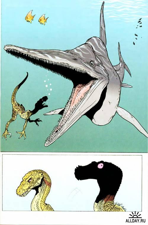 Age of Reptiles: Tribal Warfare