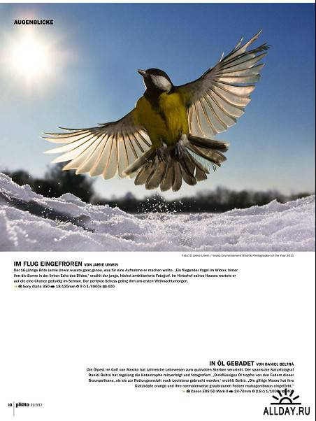 Digital Photo №01 (Januar 2012)