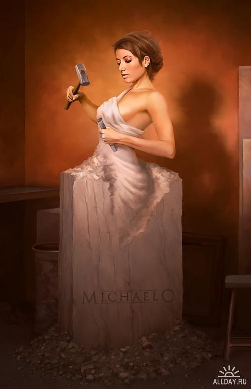 Работы MichaelO