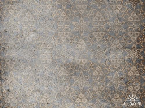 Текстуры для дизайна - Орнамент