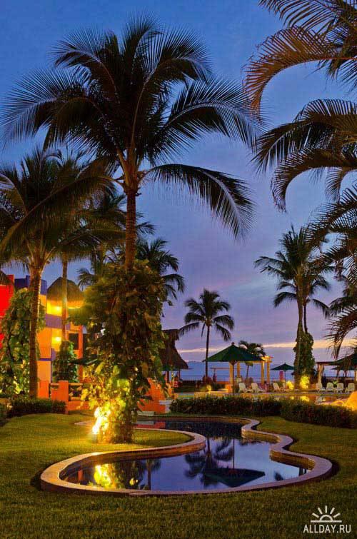 Курорт в тропическом раю | Resort in the tropical paradise