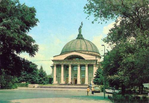 Набор открыток - город Волгоград (JPG)