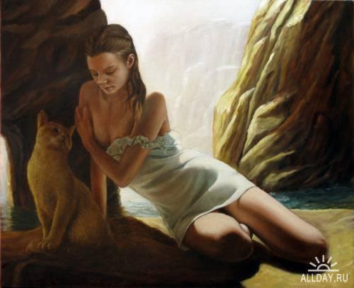 Artworks by Giovanni Rapiti