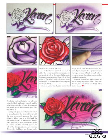 Airbrush Action 2008 01-12