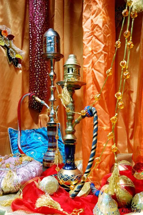 Кальян - Растровый клипарт | Hookah - UHQ Stock Photo