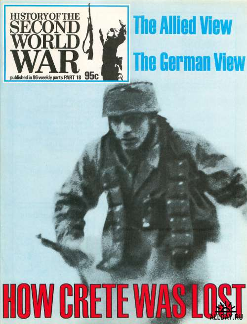History of the Second World War (World War II Magazines Collection) -2