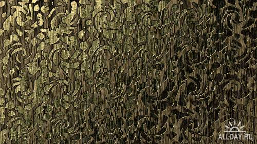 Текстуры – Светящиеся золото