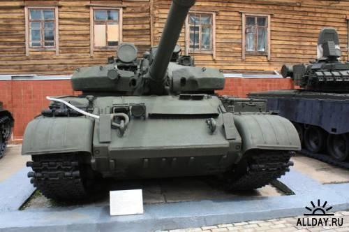 Советский средний танк Т-62М - фотообзор
