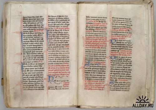 Medieval and Renaissance Manuscripts, s. XIV, p. 10