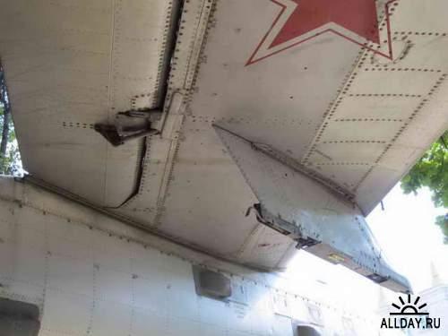 Фотообзор - советский истребитель ЯК-28