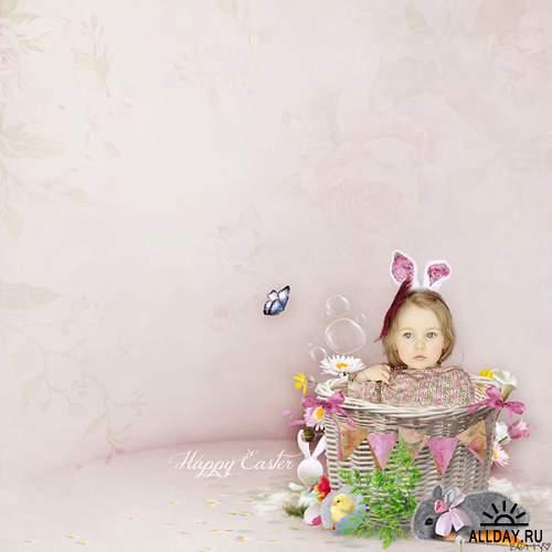Скрап-набор [THE] Easter kit