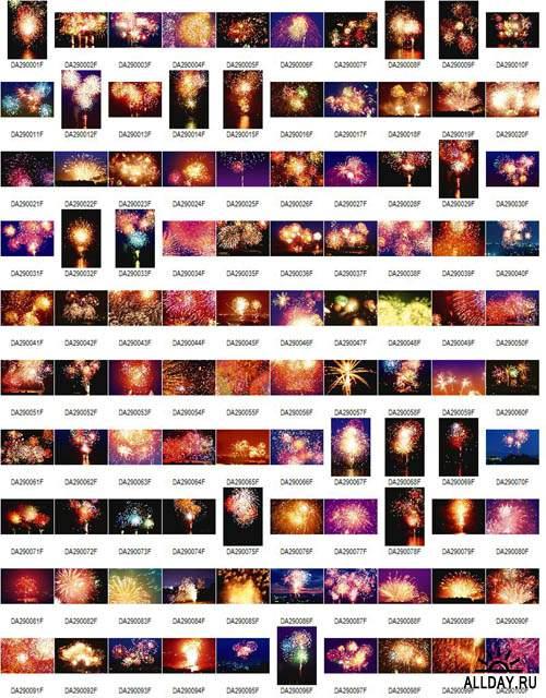 DAJ290 -  Fireworks