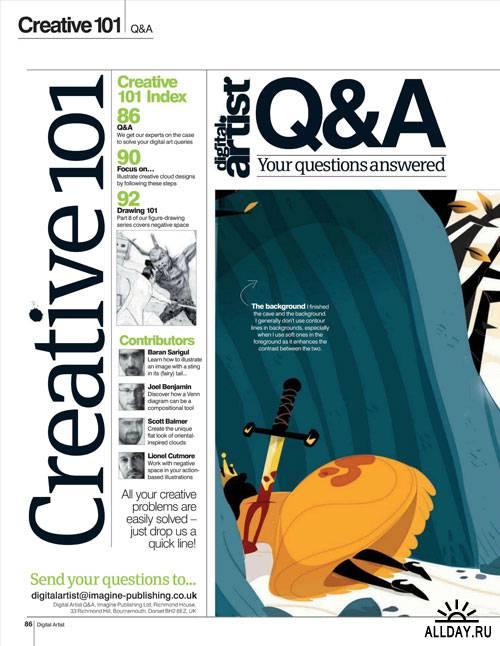 Digital Artist Issue 33 2012