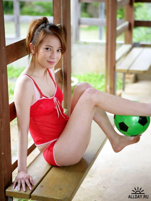 Японские фото модели.Часть 7