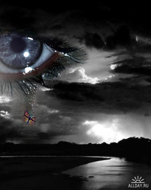 Eyes by Thalyda Crina