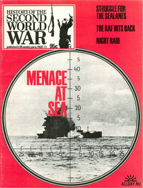 History of the Second World War (World War II Magazines Collection)