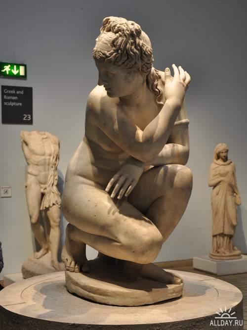 и скульптуры античного искусства фото