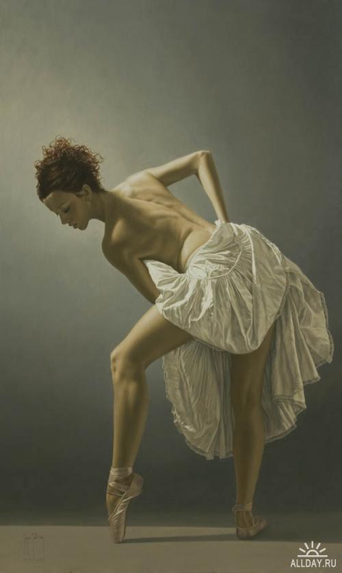 Работы художника Sergio Martinez Cifuentes