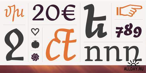 Arek Font Family