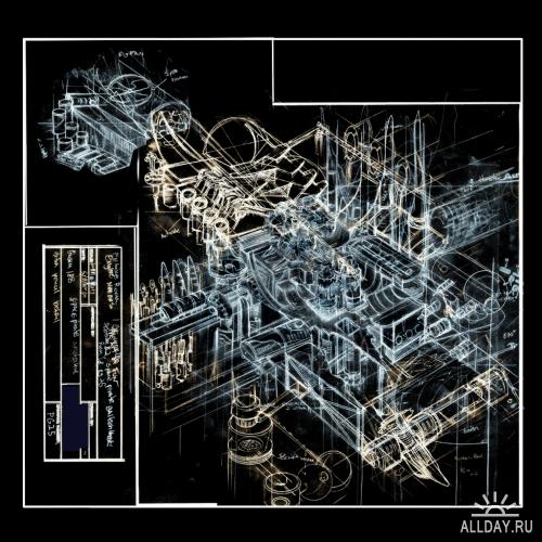 Metroid Prime 1 Concept Art