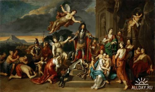 Коллекция живописи замка Амбрас в окрестностях Инсбрука
