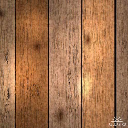 Деревянный фон. Вып.5 | Wooden background. Set.5