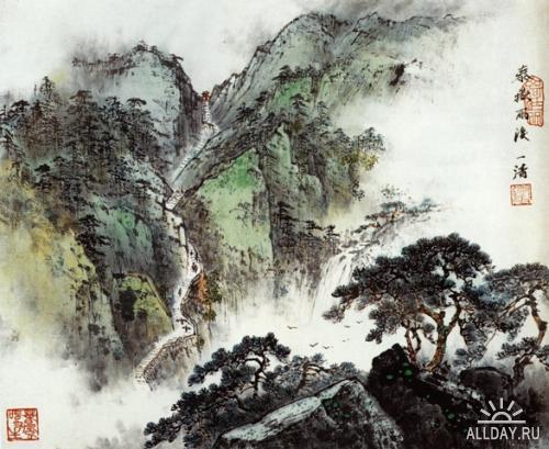 Китайская акварель (Часть 1)