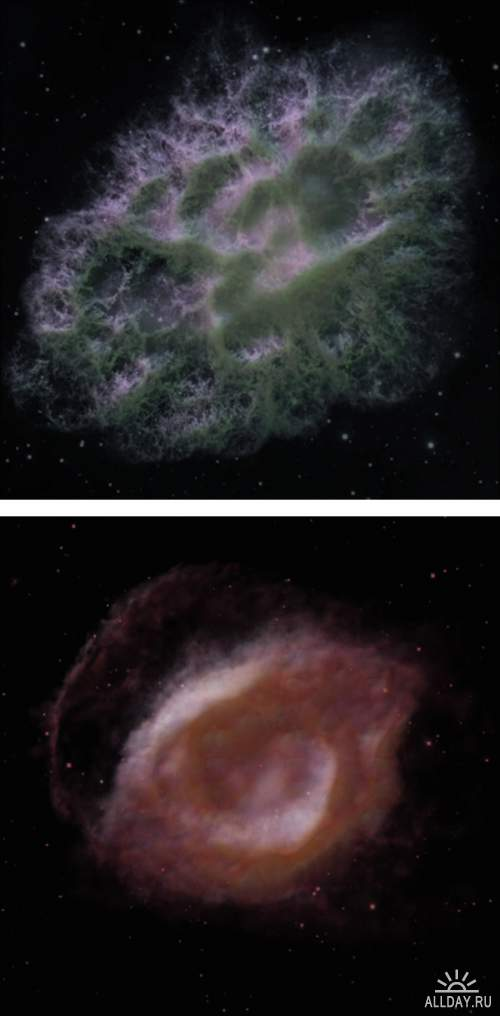 8 Space Brushes