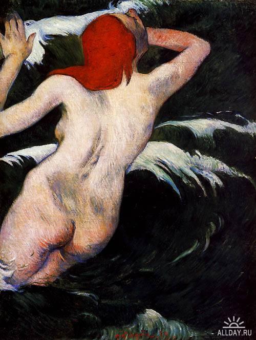 Поль Гоген   XIXe   Paul Gauguin