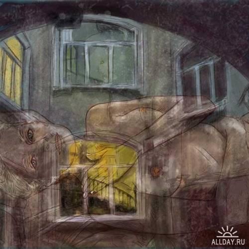 Иллюстрации Алиса Флоризель