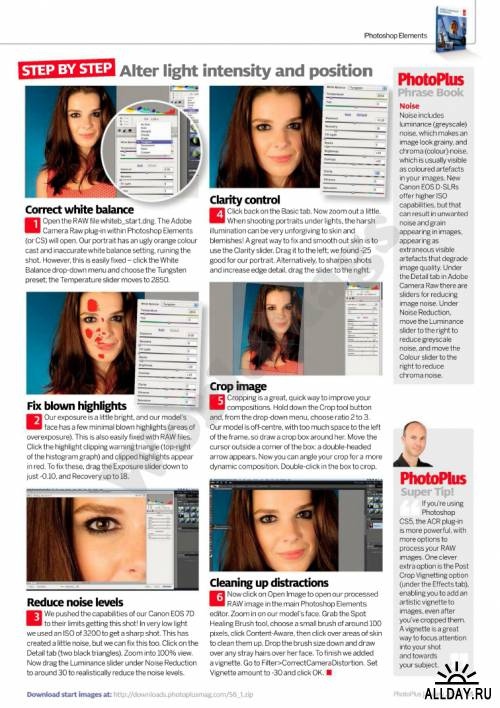 PhotoPlus January 2012